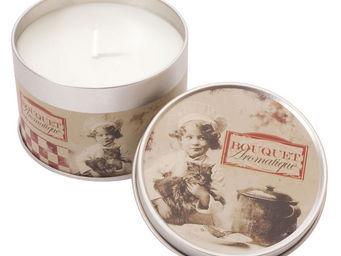 Orval Creations - bougie parfum bouquet aromatique - Bougie Parfum�e