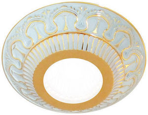 FEDE - cordoba opaque glass ip44 collection - Plafonnier