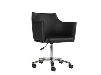 ACHATDESIGN - chaise de bureau jam noir - Chaise De Bureau