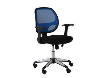 ACHATDESIGN - chaise de bureau roxy bleu - Chaise De Bureau