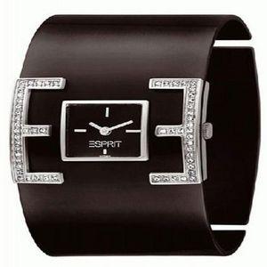 ESPRIT - esprit e-motion silver-black - Montre