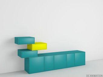 CUBIT� - sideboard - Meuble De Salon Living