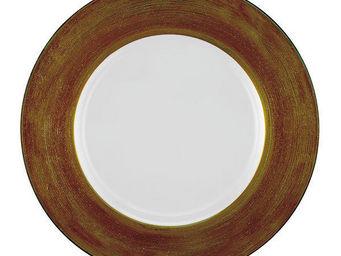 Greggio - amber lay plate art 19880173 - Dessous D'assiette
