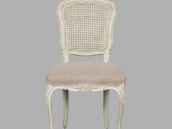 BLANC D'IVOIRE - renata - Chaise