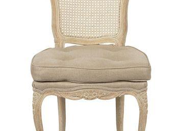 BLANC D'IVOIRE - felicie - Chaise