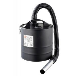 RIBITECH - bidon à cendres 18 litres pour aspirateur ribitech - Aspirateur À Cendres