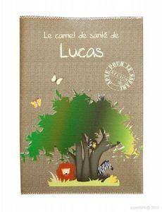 BABY SPHERE - protège carnet de santé thème jungle - Protège Carnet De Santé