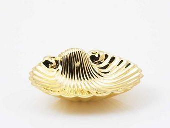 Cristal Et Bronze -  - Porte Savon À Poser