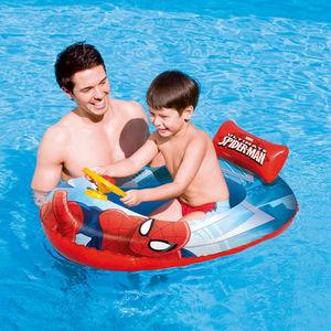 Bestway - bateau gonflable ultimate spider 112x70cm - Bouée