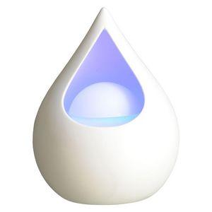 ZEN AROME - brumisateur en céramique aqua en céramique 18x18x2 - Brumisateur