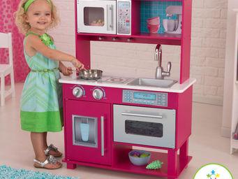 KidKraft - cuisine gracie pour enfant en bois 65x33x94cm - Jouets De Poup�e