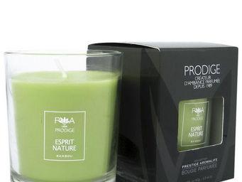 PRODIGE - bougie parfum�e esprit nature - Bougie Parfum�e