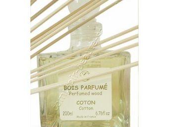 Savonnerie De Bormes - diffuseur de parfum d'intérieur - coton - 200 ml - Diffuseur De Parfum Par Capillarité
