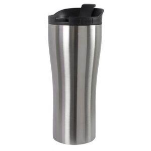 INVOTIS - mug � emporter argent - Mug Isotherme