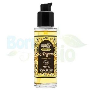 BORN TO BIO - huile d'argan 100% pure & bio - 50 ml - born to b - Huile De Soin