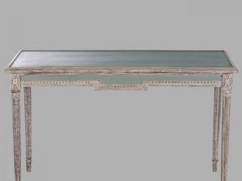 BLANC D'IVOIRE - venise turquoise - Console