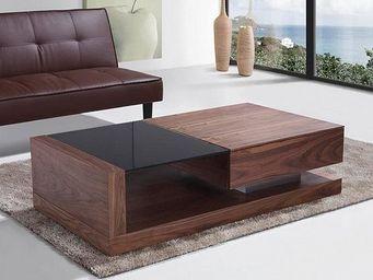 BELIANI - porto - Table Basse Rectangulaire