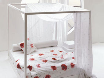 CYRUS COMPANY - china bed - Lit Double À Baldaquin