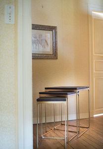 La Fibule - montery end tables - Table Bureau