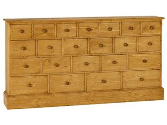 Interior's - meuble de mercerie 22 tiroirs - Meuble De Mercerie