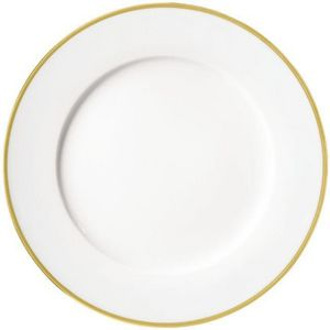 Raynaud - fontainebleau or - Assiette De Pr�sentation