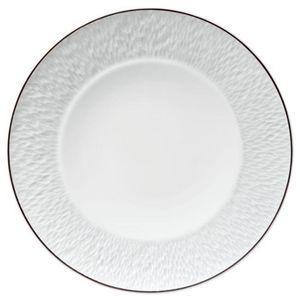 Raynaud - mineral platine - Assiette � Dessert