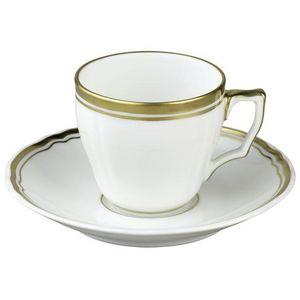 Raynaud - polka or - Tasse � Caf�