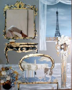 Sylvie les Meozzi -  - Toile Décorative D'intérieur