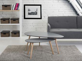 BELIANI - fly - Table Basse Forme Originale