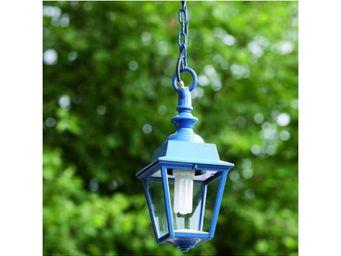 Roger Pradier - lanterne suspendue chenonceau n°1 - Suspension D'extérieur