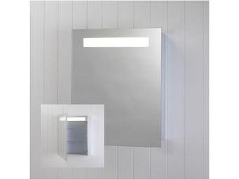 ASTRO LIGHTING - miroir lumineux armoire modena - Miroir Lumineux