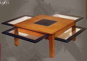 BATEL -  - Table Basse Carr�e