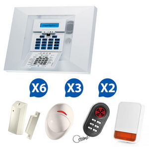 CFP SECURITE - alarme sans fil visonic powermax pro nf&a2p - 01 - Alarme