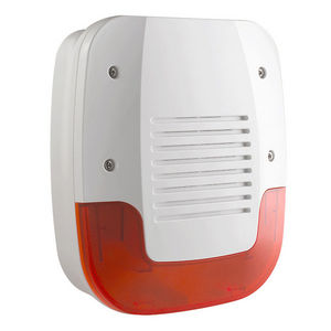 CFP SECURITE - sirene exterieure flash radio tyxal + - Sirene