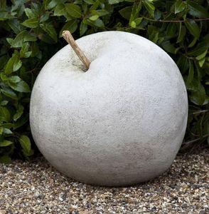 GARDEN ART PLUS - pomme - Ornement De Jardin