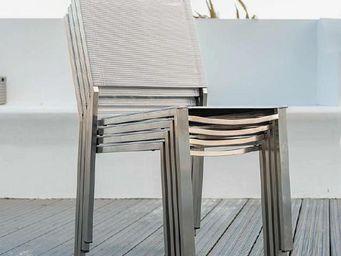 Alexander Rose - square - Chaise De Terrasse