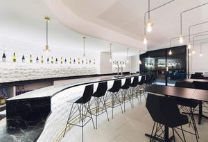 VONDOM - faz - Chaise Haute De Bar