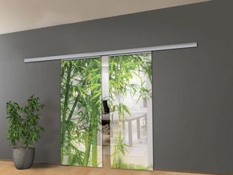 Mantion - urban bamboo - Porte Coulissante