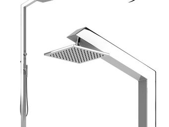 INOXSTYLE - tecno cube mmt stylo - Douche D'ext�rieur