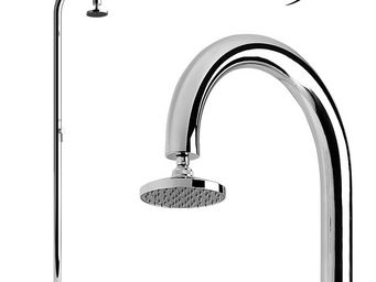 INOXSTYLE - sole 60 m - Douche D'ext�rieur