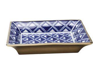 Kare Design - cendrier noble triangle - Cendrier
