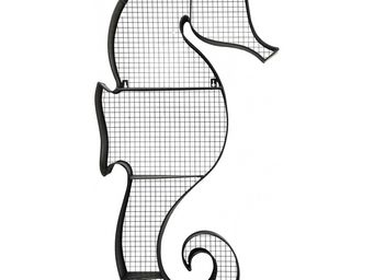 Kare Design - etagère murale sea horse - Etagère Murale Multiple