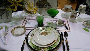 FRADKOF - les grands fauves - Service De Table
