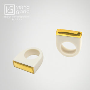 VESNA GARIC - design or - Bague