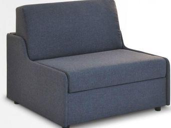 STYLEHOUSE  - fauteuil flat convertible ouverture rapido 72*190c - Fauteuil Lit