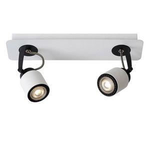 LUCIDE - spot double orientable dica led h14 cm - Spot