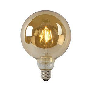 LUCIDE - ampoule led e27 5w/40w 2700k 400lm filament ambre - Ampoule Led
