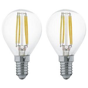 Eglo - ampoules led e14 4w/30w 2700k 350lm - Ampoule Led