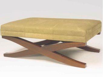 Clock House Furniture - maxwell stool - Footstool