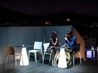 Lyxo by Veca -  - Table De Repas Lumineuse